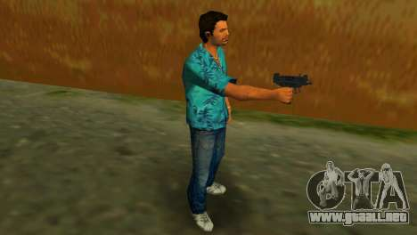 TLaD Micro SMG para GTA Vice City sucesivamente de pantalla