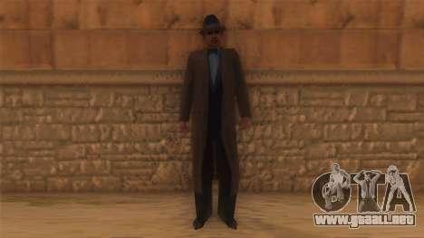 Sam de la mafia para GTA San Andreas