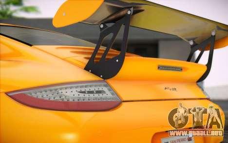 RUF RT12R para visión interna GTA San Andreas