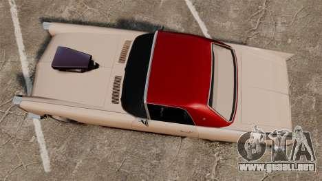 Peyote 1950 para GTA 4 visión correcta
