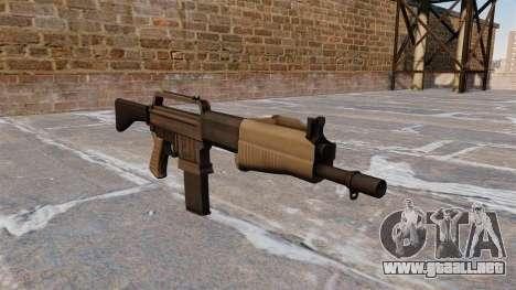 Escopeta Franchi SPAS-15 para GTA 4