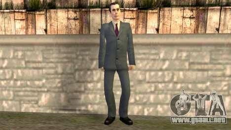 JI-hombre de Half-Life 2 para GTA San Andreas