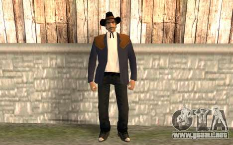 Avery Carrington para GTA San Andreas