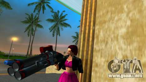 Rocket Launcher UT2003 para GTA Vice City
