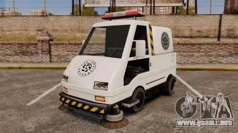 GTA SA Washer para GTA 4