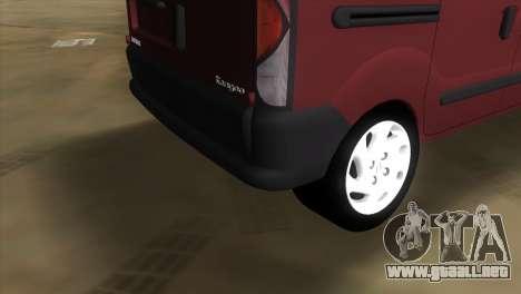 Renault Kangoo para GTA Vice City visión correcta