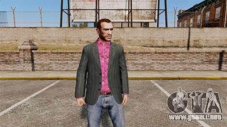 Chaqueta-Tommy Vercetti- para GTA 4