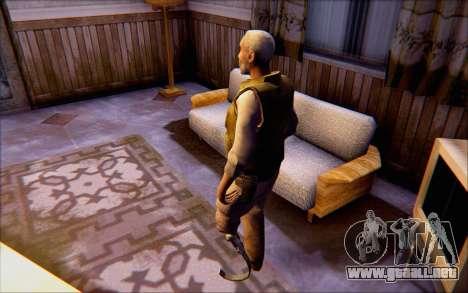 Eli de Half Life 2 para GTA San Andreas tercera pantalla