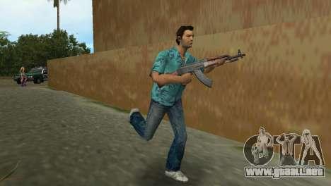 Tipo-56 para GTA Vice City sucesivamente de pantalla