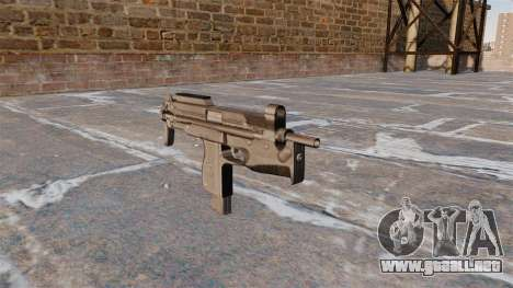 Subfusil ametrallador PM-98 Glauberyt para GTA 4