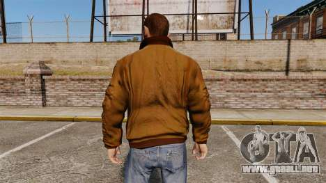 Olimpijka-Adidas Originals Nizza-D para GTA 4 segundos de pantalla