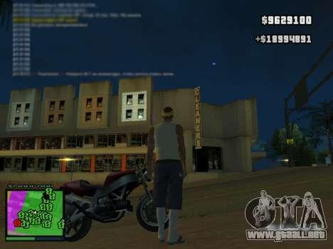 MFGTAFH v3.0 para GTA San Andreas
