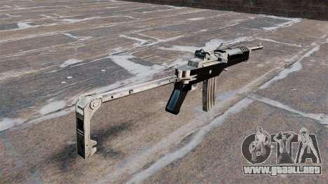 Fusil Ruger Mini-14 para GTA 4 segundos de pantalla