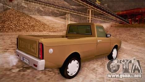 Ikco Paykan Pickup para GTA San Andreas left