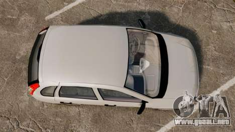1119 VAZ Lada Kalina para GTA 4 visión correcta