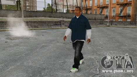 Clinton Franklin para GTA 4 segundos de pantalla