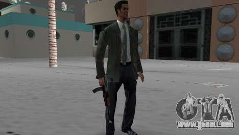 Kalashnikov para GTA Vice City sucesivamente de pantalla