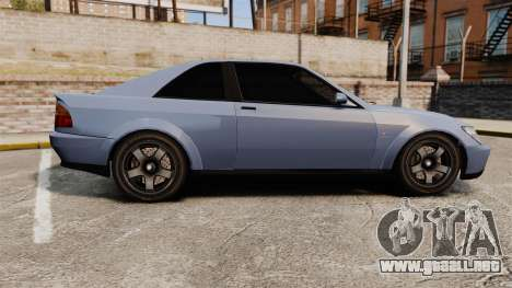 Sultan Coupe para GTA 4 left