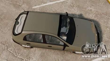 Daewoo Lanos S PL 2001 para GTA 4 visión correcta