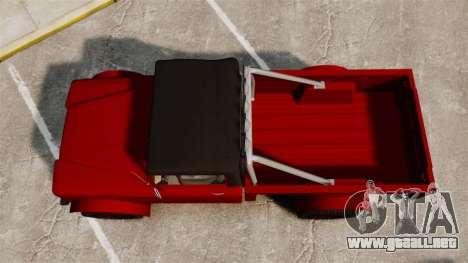 GTA V Canis Bodhi para GTA 4 visión correcta
