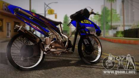 Vario Drag para GTA San Andreas left