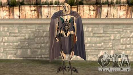 General Grievous para GTA San Andreas