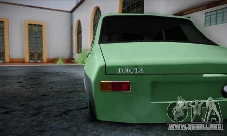 Dacia 1300 Retro Art para la visión correcta GTA San Andreas