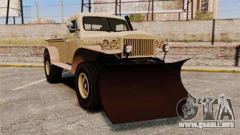 GTA V Bravado Duneloader para GTA 4