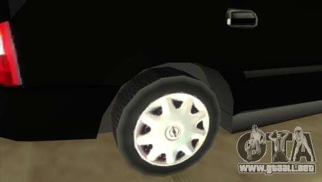 Opel Astra G Caravan 1999 para GTA Vice City visión correcta