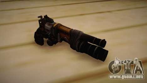 El arma de Bulletstorm para GTA San Andreas