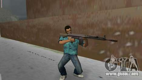 H&K G3A3 para GTA Vice City tercera pantalla