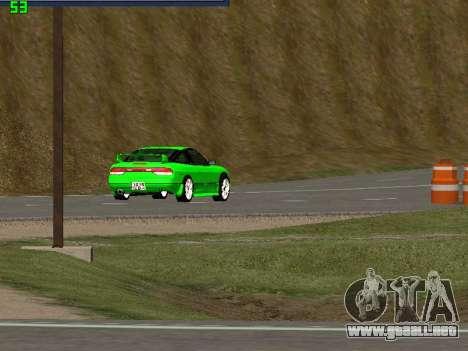 Nissan 240SX Drift Version para la visión correcta GTA San Andreas
