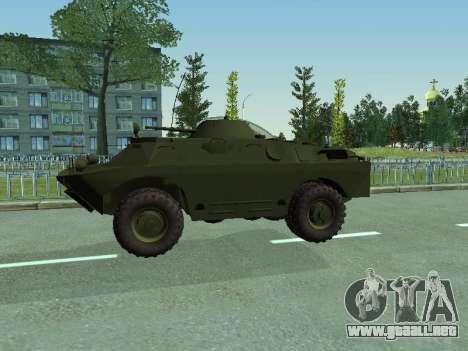 BRDM 2 para visión interna GTA San Andreas