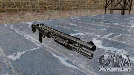 Escopeta Crysis 2 para GTA 4