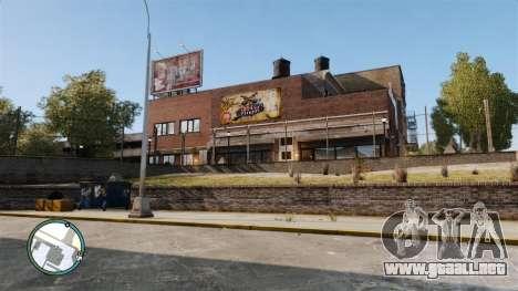 Liberty City Map V Style para GTA 4 segundos de pantalla