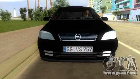 Opel Astra G Caravan 1999 para GTA Vice City vista lateral izquierdo