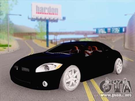 Mitsubishi Eclipse v4 para GTA San Andreas