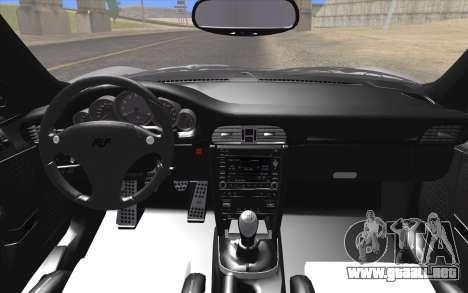 RUF RT12R para GTA San Andreas