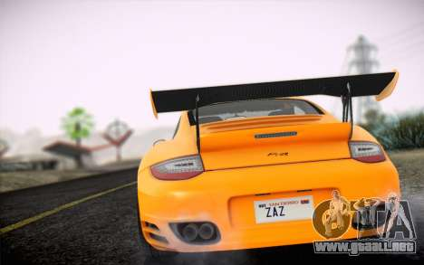 RUF RT12R para vista lateral GTA San Andreas