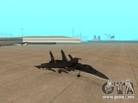 Su 33 para visión interna GTA San Andreas
