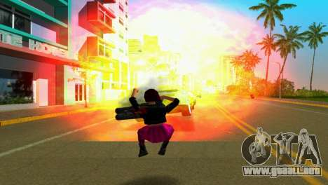 Rocket Launcher UT2003 para GTA Vice City tercera pantalla