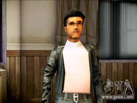El bandido de GTA Vice City para GTA San Andreas tercera pantalla