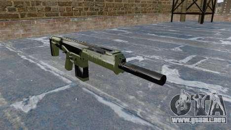 Rifle de asalto de Crysis 2 para GTA 4