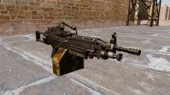 Ametralladora ligera M249 vi para GTA 4