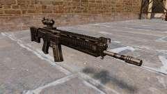 Fusil automático SIG SG 751 para GTA 4