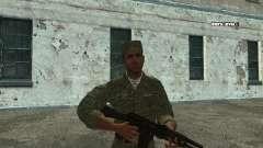 Combate en el aire para GTA San Andreas