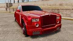 Rolls-Royce Phantom Mansory para GTA 4
