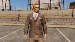 Harvey Dent (dos caras) para GTA 4