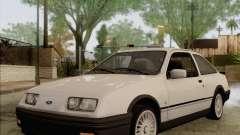 Ford Sierra Mk1 Coupe GHIA