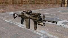 Fusil automático Galil táctico para GTA 4